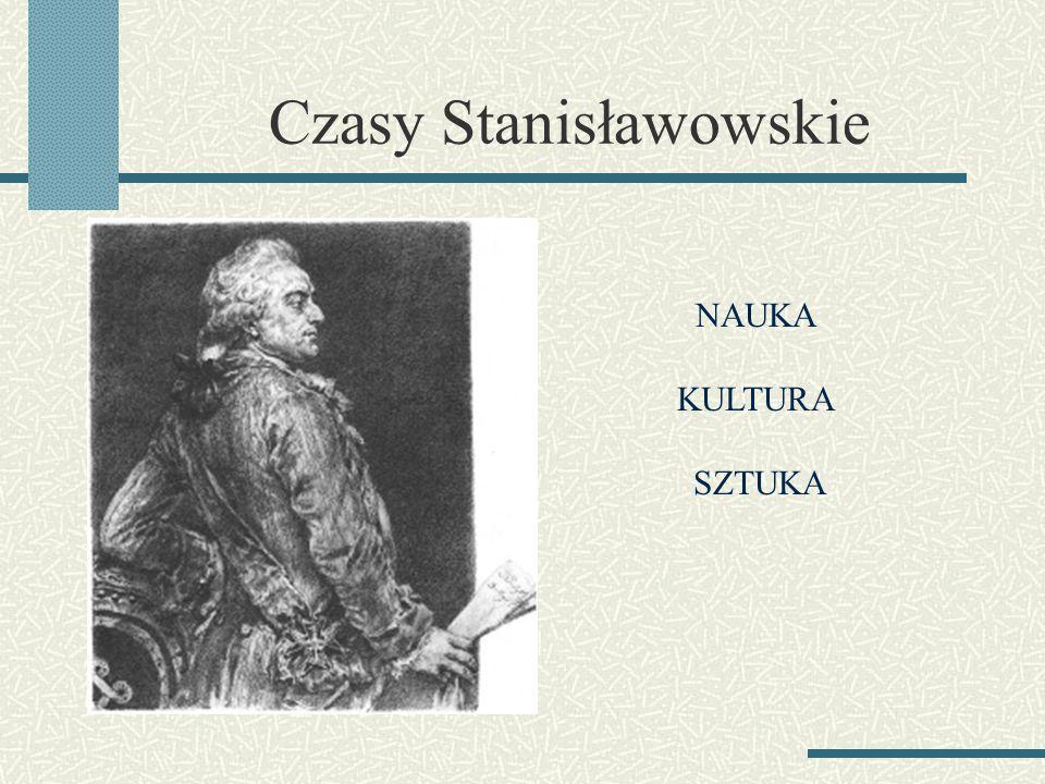 Czasy Stanisławowskie