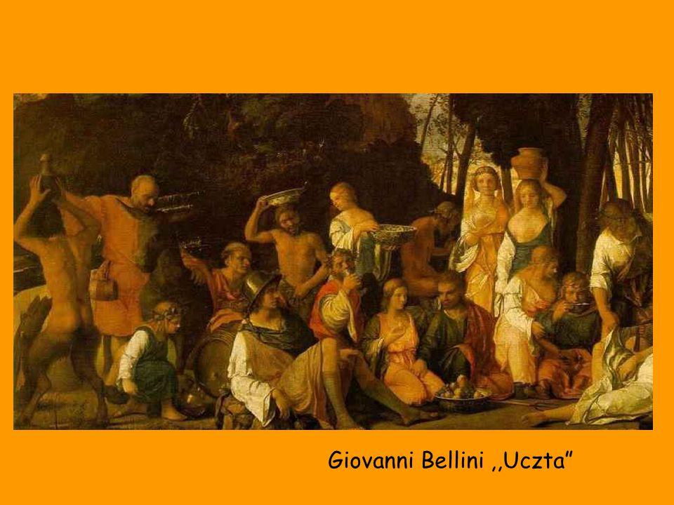 Giovanni Bellini ,,Uczta