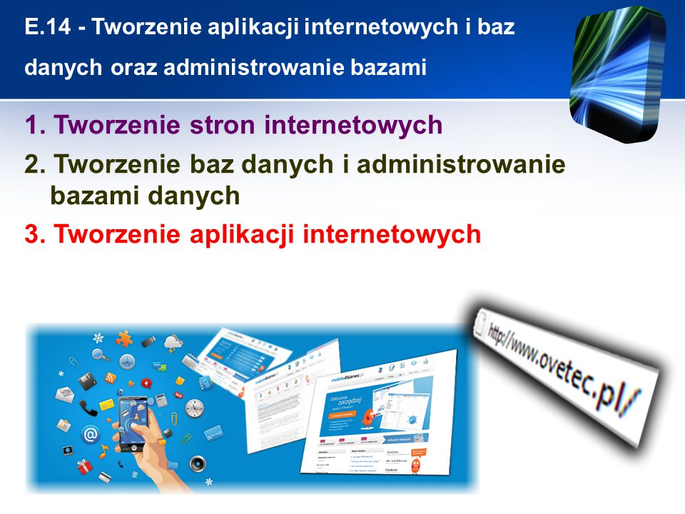 1. Tworzenie stron internetowych