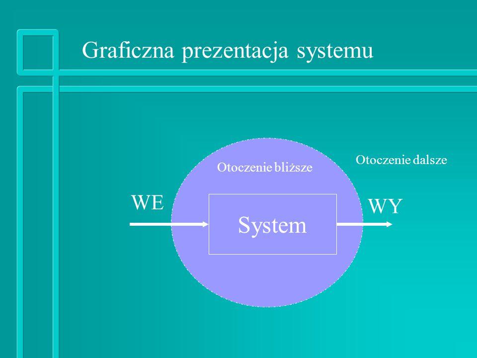 Graficzna prezentacja systemu