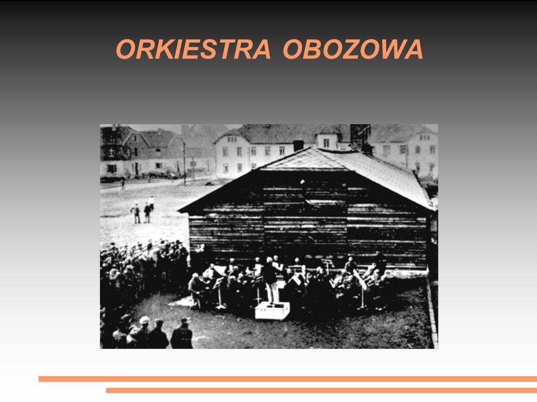 ORKIESTRA OBOZOWA