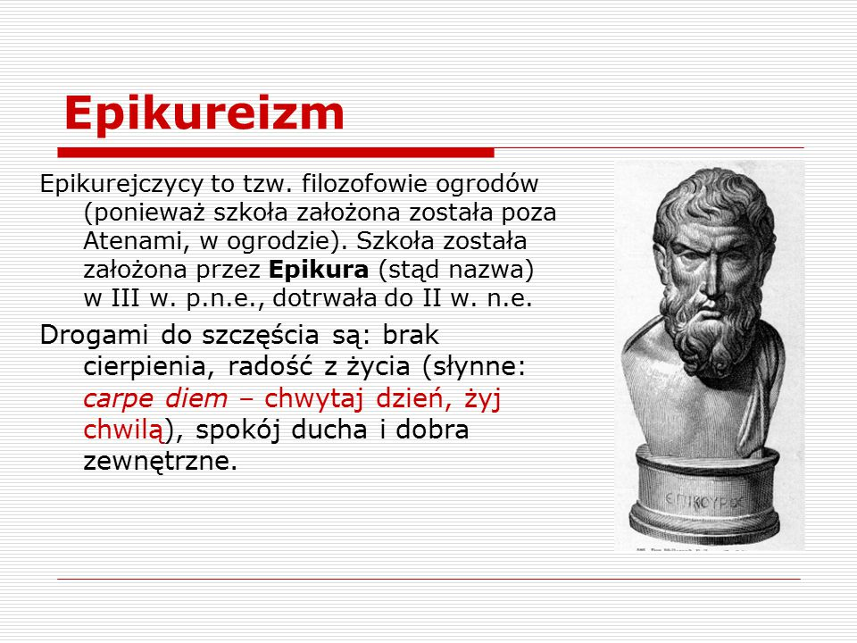 Epikureizm