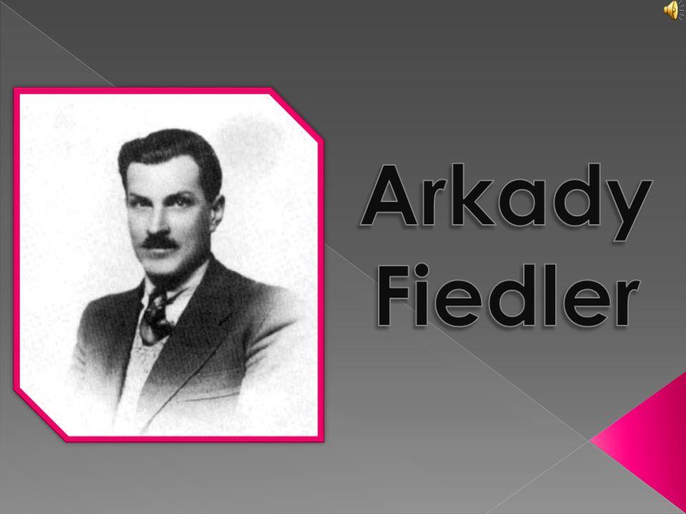 Arkady Fiedler