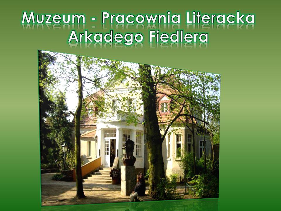 Muzeum - Pracownia Literacka Arkadego Fiedlera