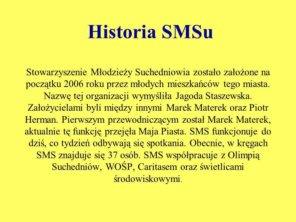 Historia SMSu