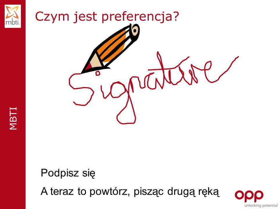 Czym jest preferencja Podpisz się