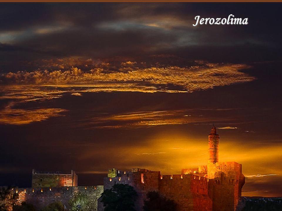 Jerozolima Jerozolima