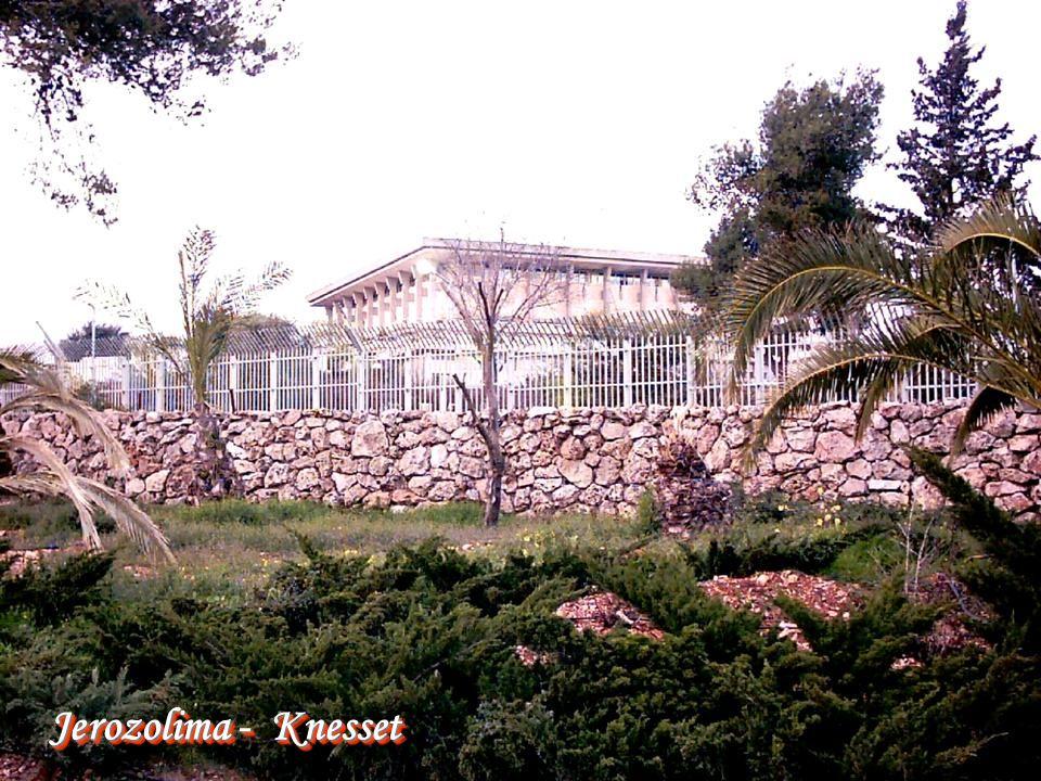 Kneset Jerozolima - Knesset