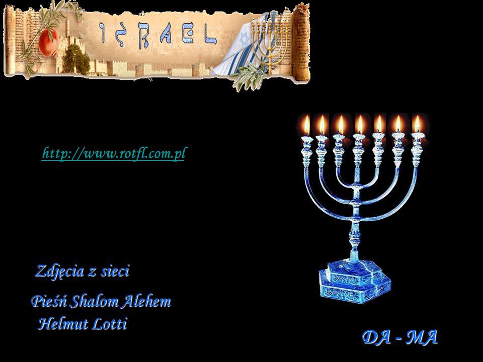DA - MA Zdjęcia z sieci Pieśń Shalom Alehem - Helmut Lotti