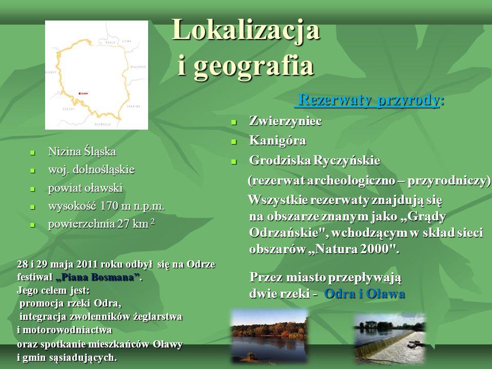 Lokalizacja i geografia