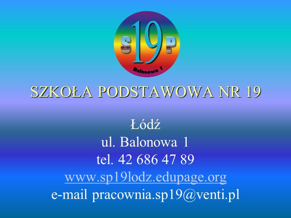 e-mail pracownia.sp19@venti.pl