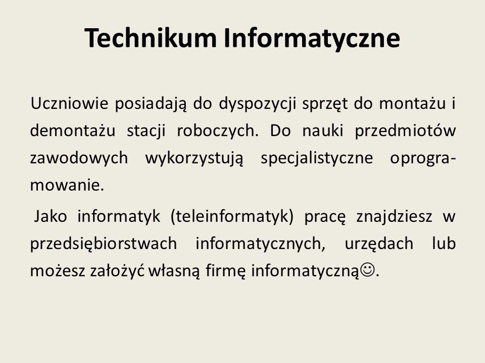 Technikum Informatyczne