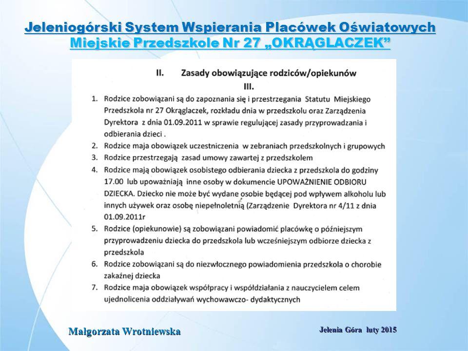 Jeleniogórski System Wspierania Placówek Oświatowych
