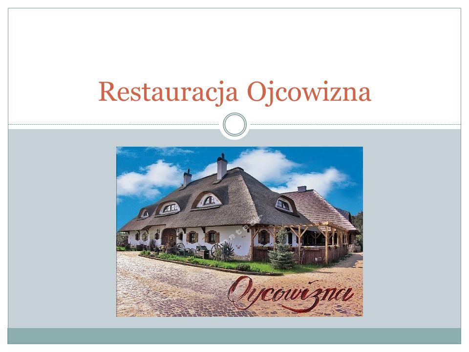 Restauracja Ojcowizna