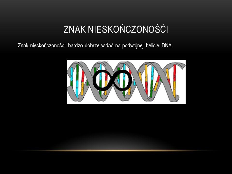 ∞ Znak nieskończonośći