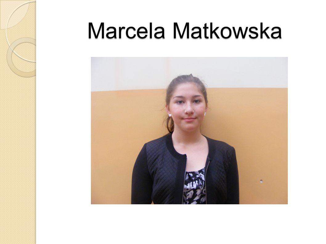Marcela Matkowska