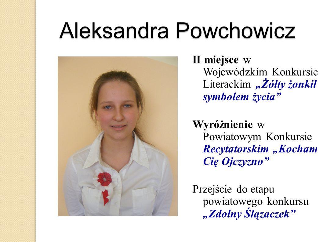 Aleksandra Powchowicz