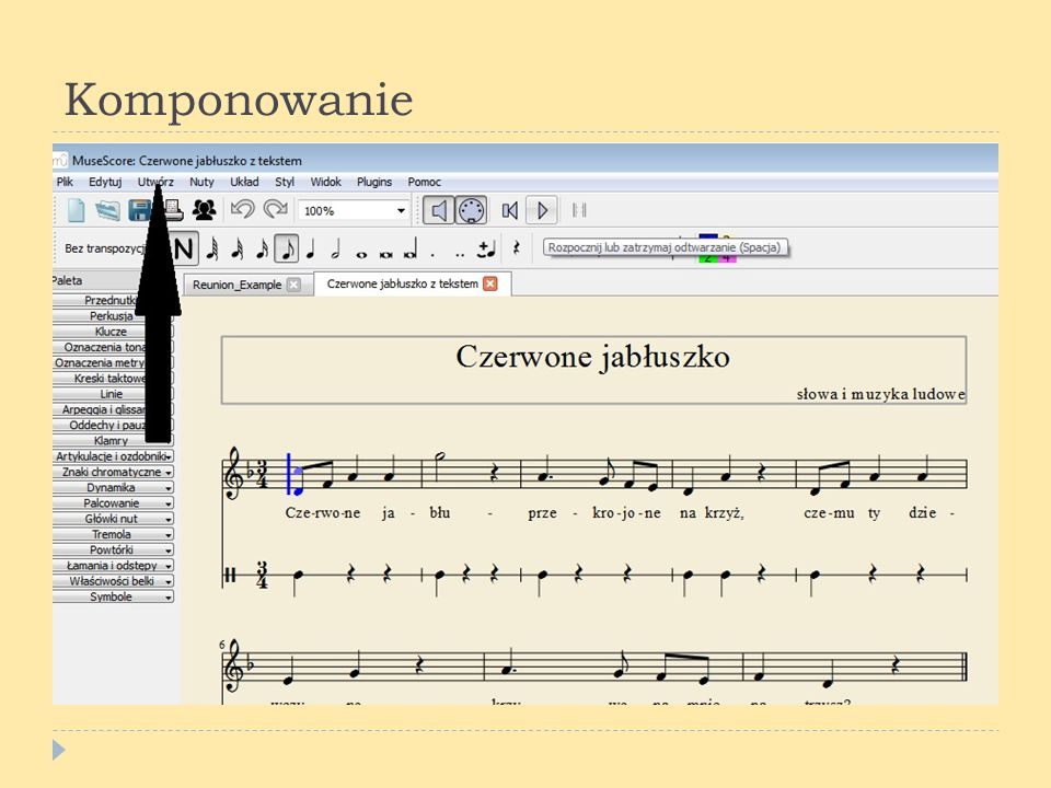 Komponowanie