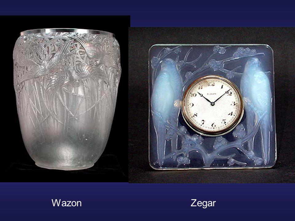 Wazon Zegar