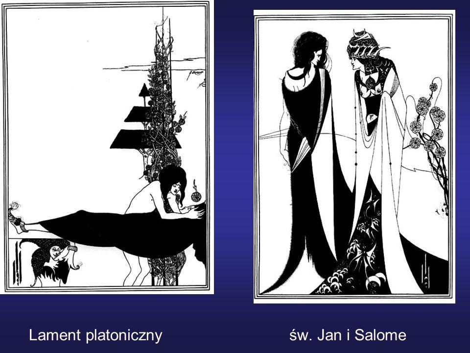 Lament platoniczny św. Jan i Salome