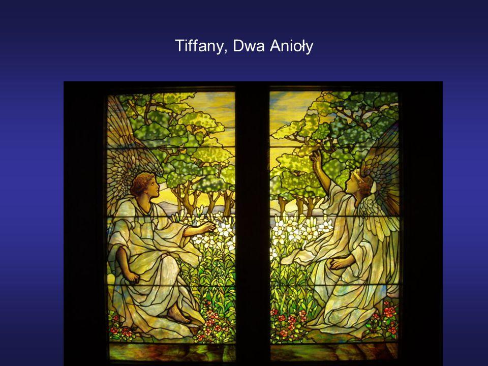 Tiffany, Dwa Anioły