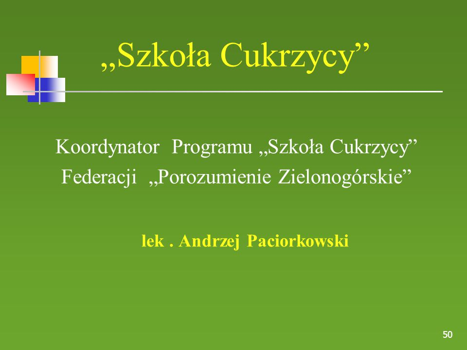 lek . Andrzej Paciorkowski