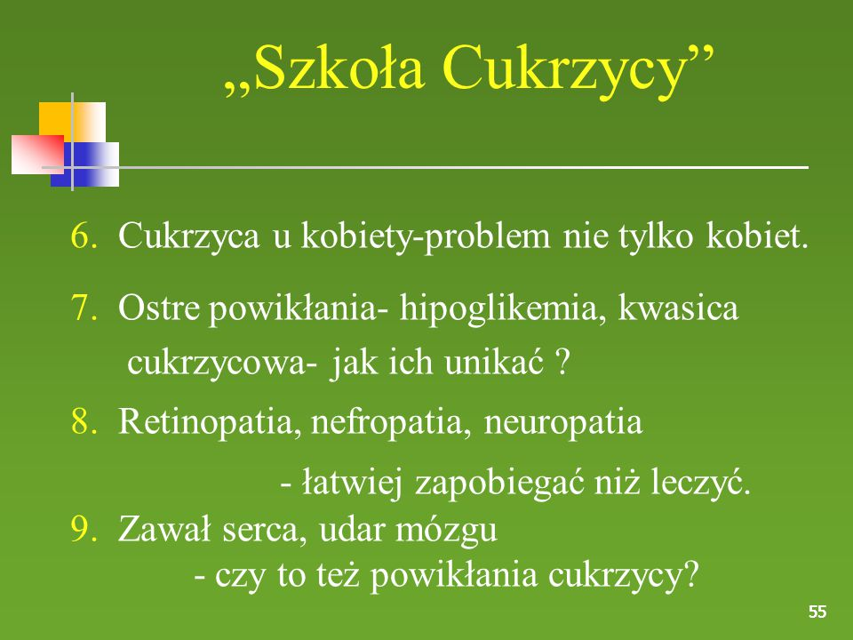 - łatwiej zapobiegać niż leczyć.