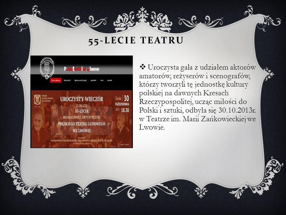 55-lecie Teatru