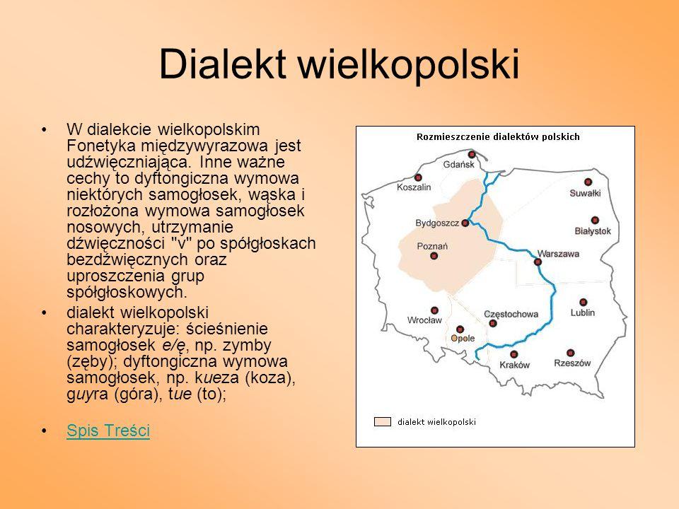 Dialekt wielkopolski