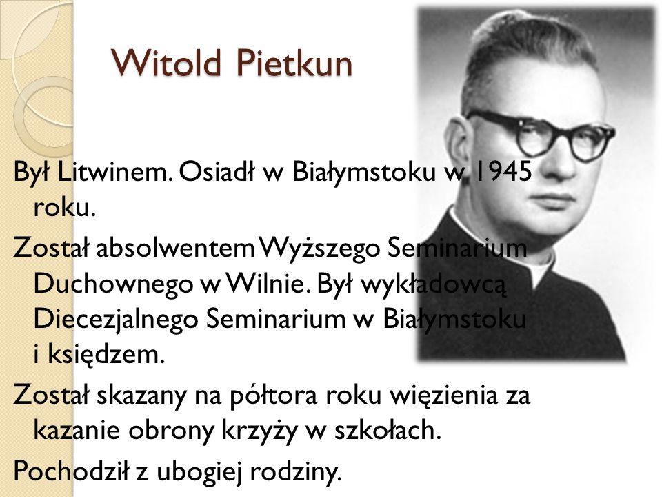 Witold Pietkun