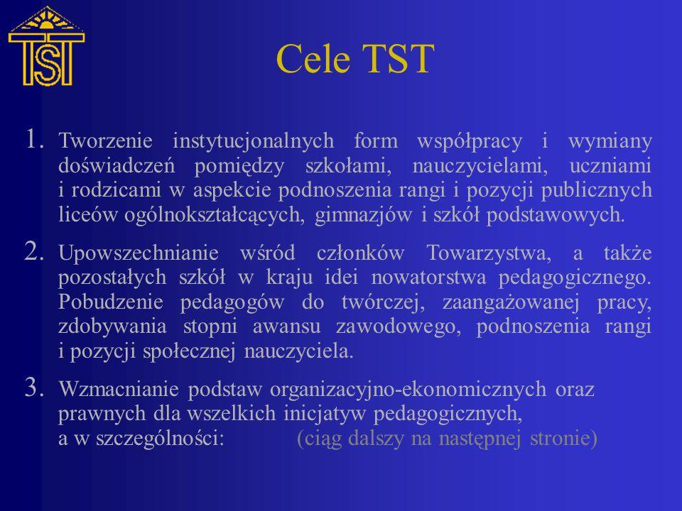 Cele TST