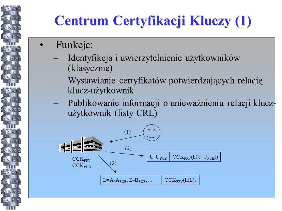 Centrum Certyfikacji Kluczy (1)