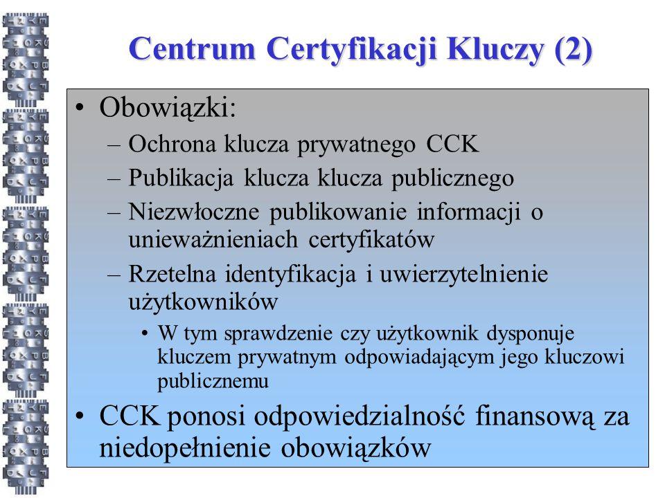 Centrum Certyfikacji Kluczy (2)