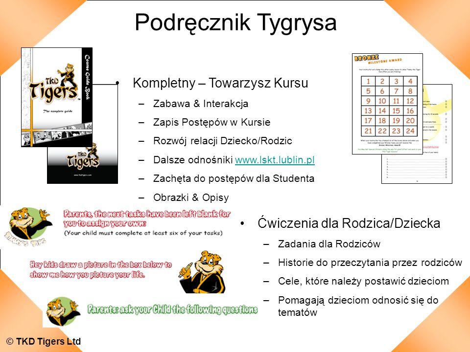 Podręcznik Tygrysa Kompletny – Towarzysz Kursu