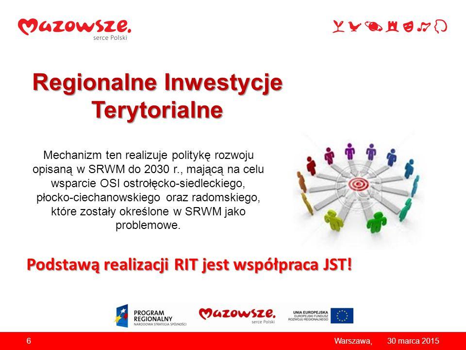 Regionalne Inwestycje Terytorialne
