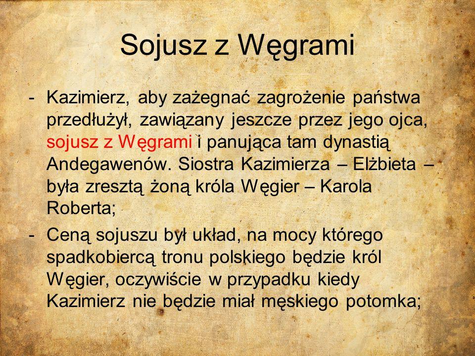 Sojusz z Węgrami