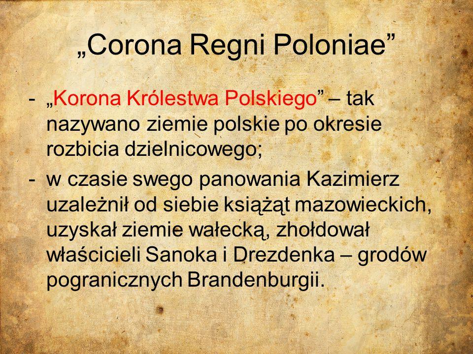"""""""Corona Regni Poloniae"""