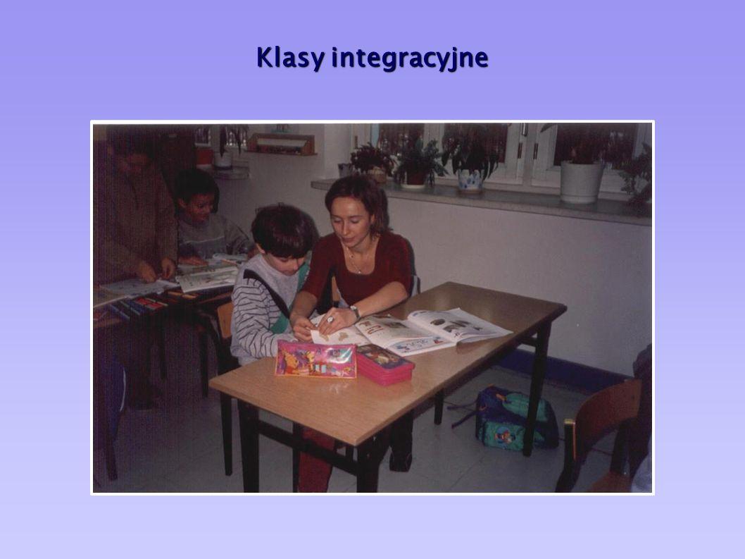 Klasy integracyjne