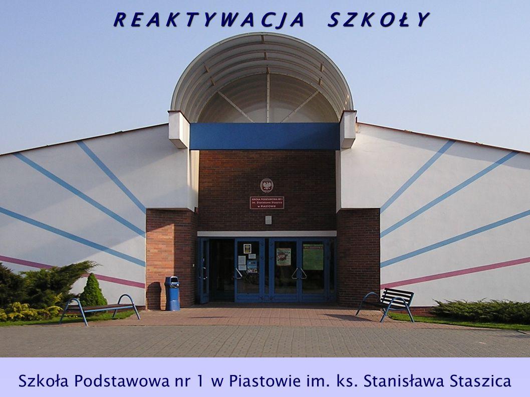 Szkoła Podstawowa nr 1 w Piastowie im. ks. Stanisława Staszica