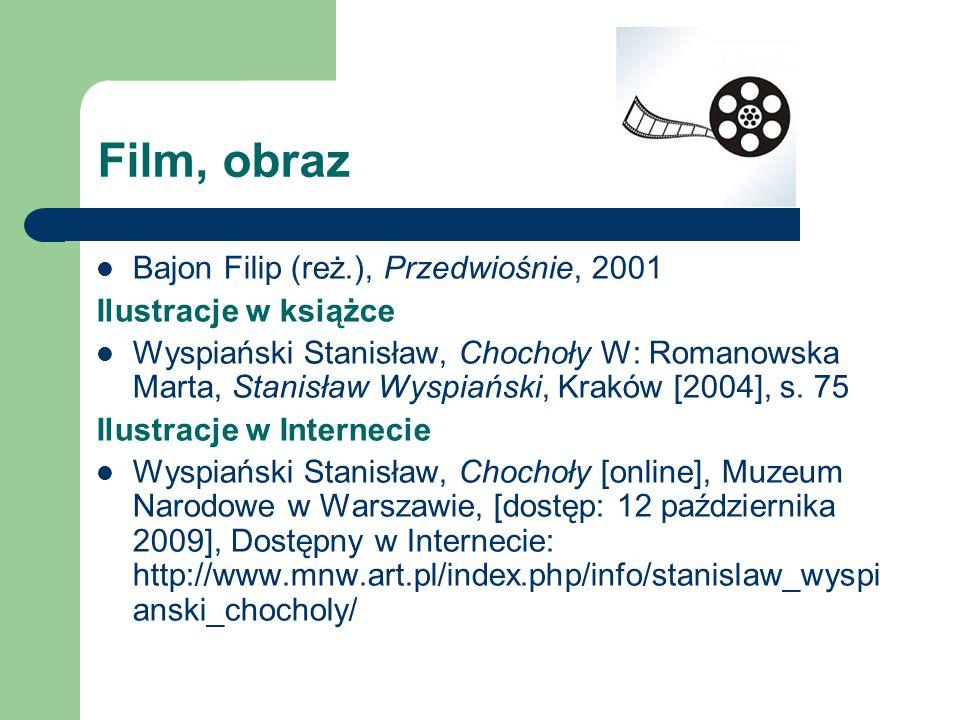 Film, obraz Bajon Filip (reż.), Przedwiośnie, 2001
