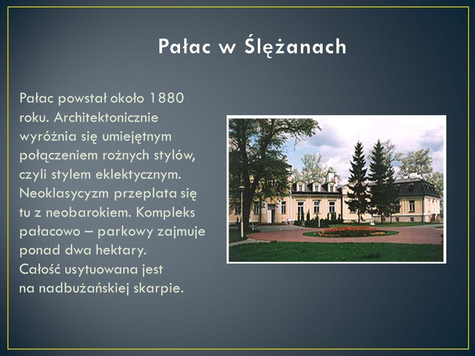 Pałac w Ślężanach