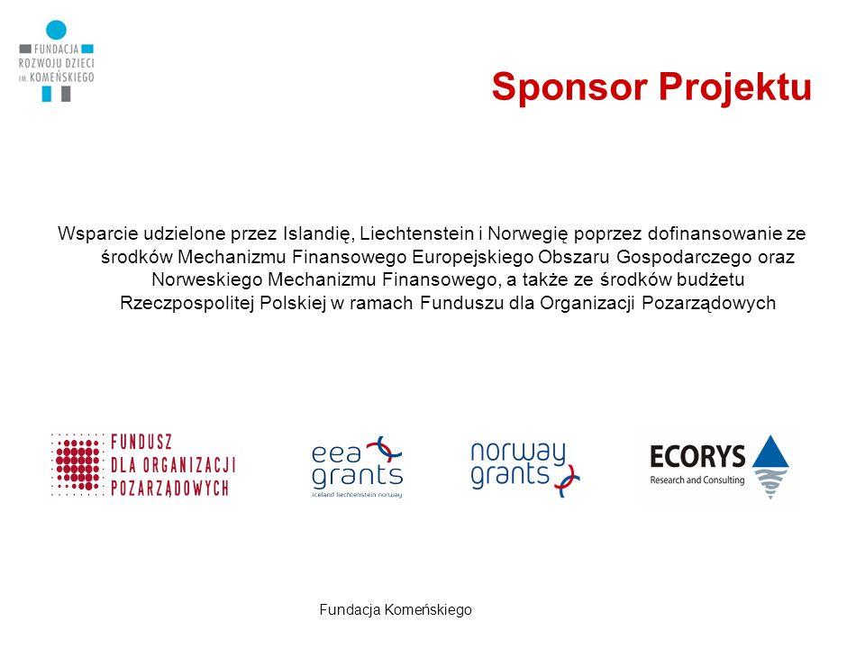 Sponsor Projektu