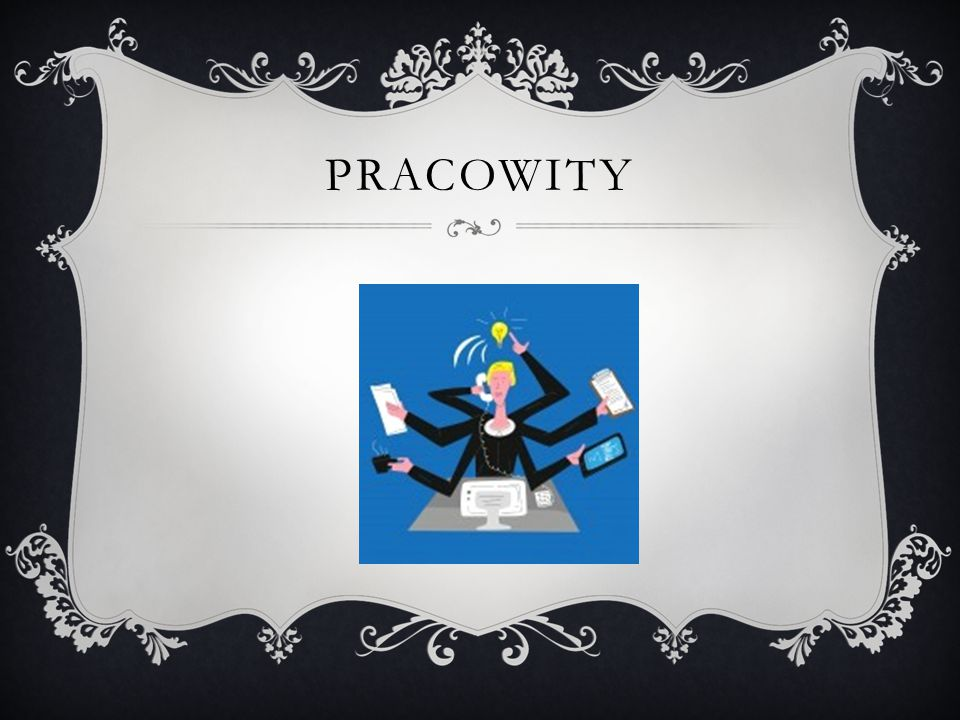 pracowity