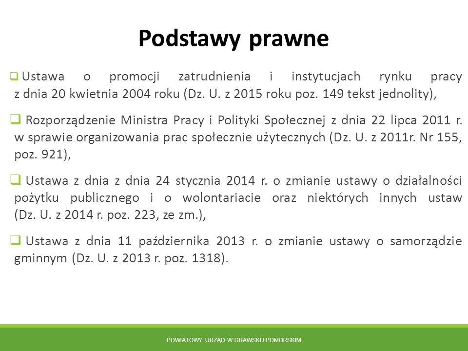 Powiatowy Urząd w Drawsku Pomorskim
