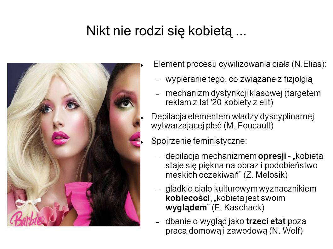 Nikt nie rodzi się kobietą ...