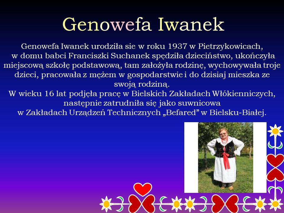 Genowefa Iwanek