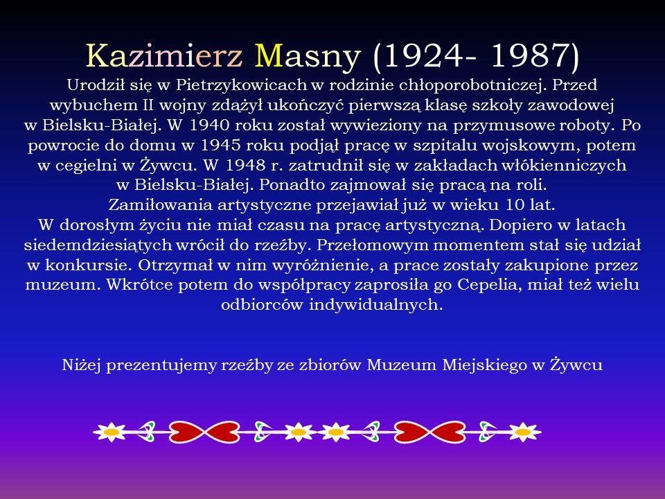 Kazimierz Masny (1924- 1987)