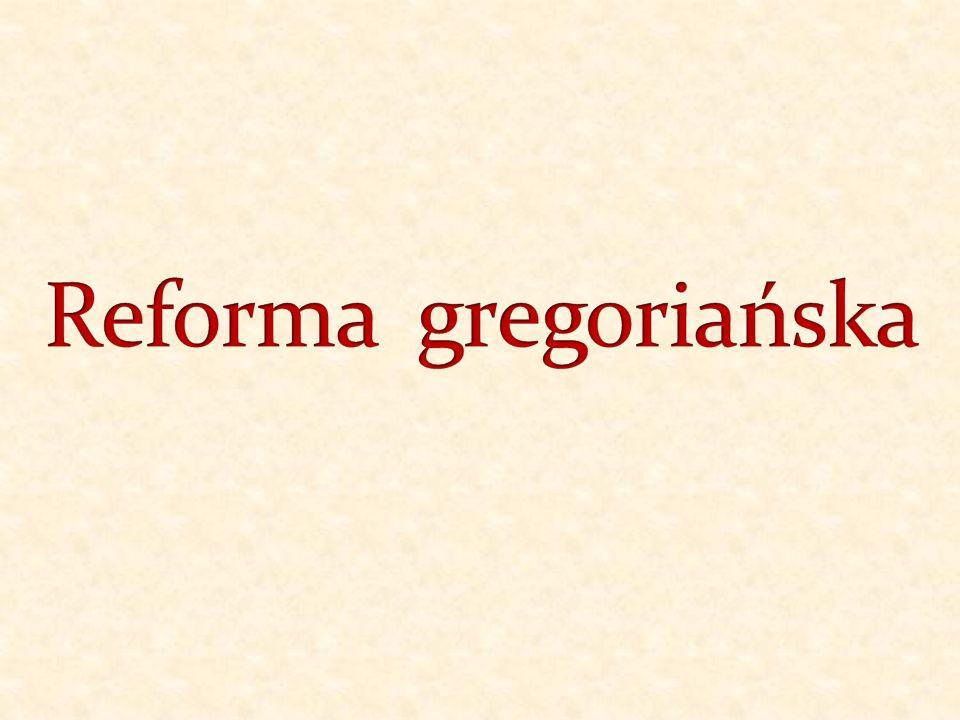 Reforma gregoriańska