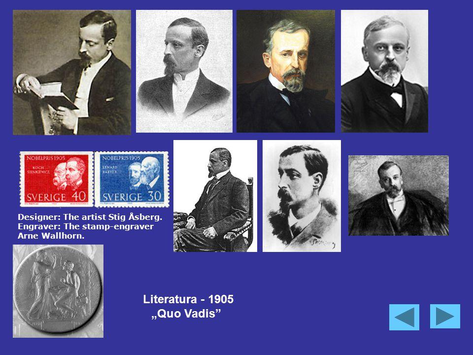 """Literatura - 1905 """"Quo Vadis"""
