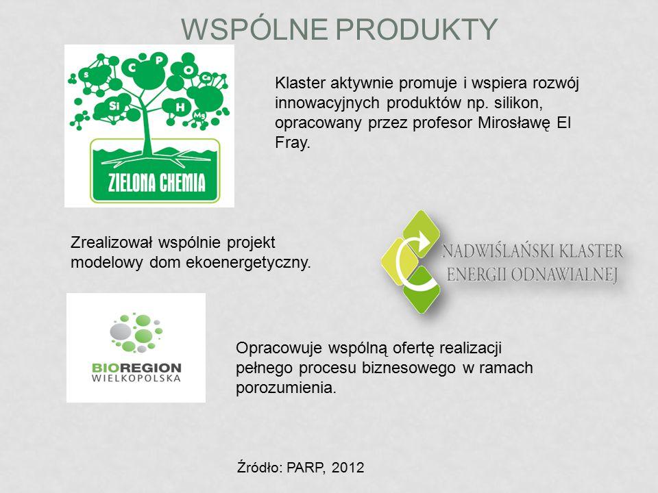 Wspólne produkty Klaster aktywnie promuje i wspiera rozwój innowacyjnych produktów np. silikon, opracowany przez profesor Mirosławę El Fray.